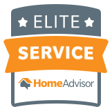 We're on HomeAdvisor